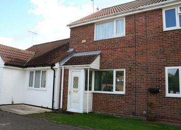 Thumbnail 2 bed terraced house to rent in Hereward Close, Wivenhoe, Colchester