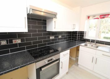 Thumbnail 1 bed terraced house to rent in Hyde Close, Newport Pagnell, Milton Keynes