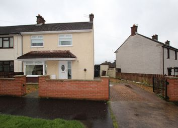 Thumbnail 3 bedroom semi-detached house for sale in Carmeen Drive, Newtownabbey