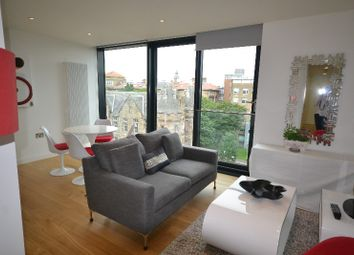 Thumbnail 1 bedroom flat to rent in Simpson Loan, Central, Edinburgh