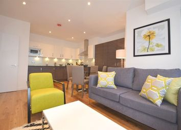 Thumbnail 1 bed flat to rent in Union House, Clayton Road, Hayes