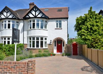 Thumbnail 4 bed semi-detached house for sale in Chestnut Avenue, Esher