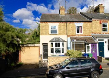 Thumbnail 3 bedroom end terrace house to rent in Cherwell Street, East Oxford, East Oxford