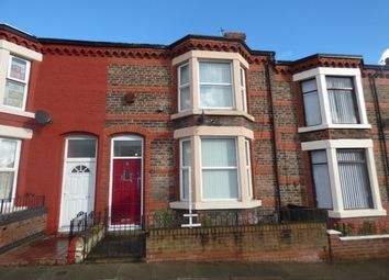 Thumbnail 3 bed terraced house to rent in Warbreck Avenue, Walton, Liverpool