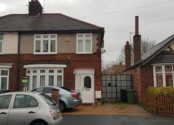 Thumbnail 3 bed semi-detached house for sale in Northfield Road, Peterborough