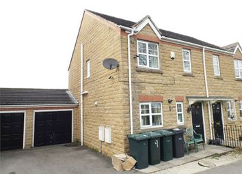 Thumbnail 3 bed terraced house for sale in Dewberry Close, Bradford, West Yorkshire