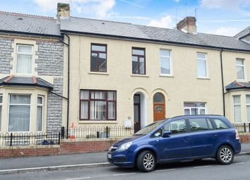 Thumbnail 3 bedroom terraced house for sale in Holton Road, Barry