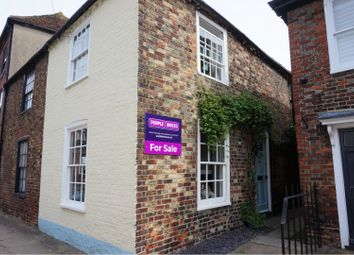 Thumbnail 2 bed cottage for sale in New Street, Sandwich