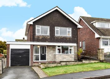 Thumbnail 3 bed detached house for sale in Oxford Road, Llandrindod Wells