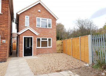 Thumbnail 3 bed detached house for sale in Walcote Road, Rushey Mead, Leicester
