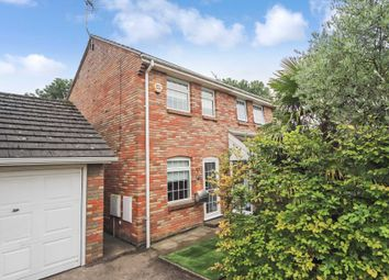 Thumbnail 2 bed semi-detached house for sale in Hunters Close, Tring