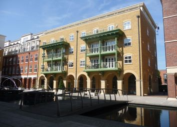 Thumbnail 2 bed flat to rent in Waterside, Dickens Heath, Shirley, Solihull