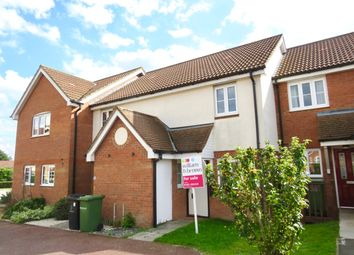 Thumbnail 2 bedroom terraced house for sale in Helsinki Way, Dereham