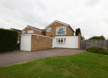 Bampton Close, Wigston LE18. 3 bed detached house for sale
