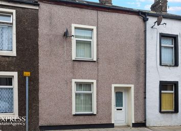 Thumbnail 3 bed terraced house for sale in Lapstone Road, Millom, Cumbria