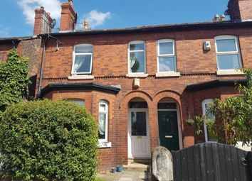 Thumbnail 2 bed terraced house for sale in Manchester Road, Altrincham, Greater Manchester