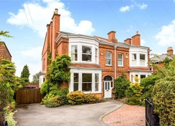 Thumbnail 5 bed semi-detached house for sale in Leckhampton Road, Cheltenham, Gloucestershire