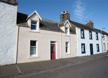 Thumbnail Terraced house for sale in South Crescent, Garlieston, Dumfries And Galloway