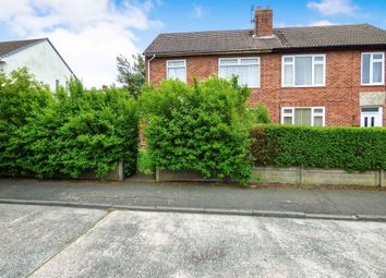 Thumbnail 3 bedroom semi-detached house for sale in Tetford Place, Forest Hall, Newcastle Upon Tyne