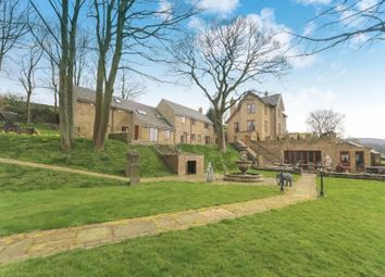 Thumbnail 5 bed detached house for sale in Derbyshire Level, Glossop