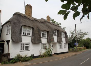 Thumbnail 3 bedroom cottage to rent in St. Ives Road, Houghton, Huntingdon