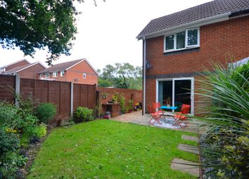 The Badgers, Southampton SO31. 1 bed end terrace house