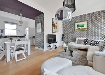 Thumbnail 3 bed flat for sale in Walterton Road, Maida Vale, London
