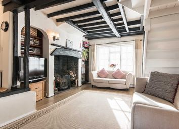 Thumbnail 3 bed semi-detached house for sale in The Square, West Street, Hunton, Maidstone