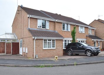 Thumbnail 4 bed semi-detached house to rent in Henley Drive, Droitwich
