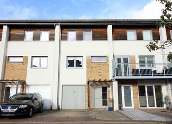 Thumbnail 3 bedroom town house for sale in Broomhill Way, Hamworthy, Poole