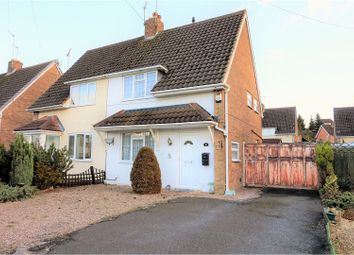 Thumbnail 2 bed semi-detached house for sale in Corbyn Road, Dudley