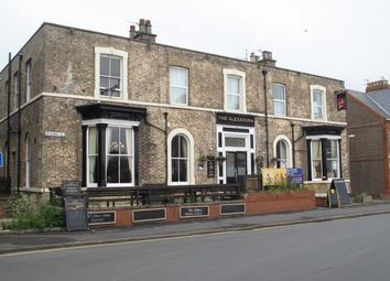 Thumbnail Pub/bar for sale in Alexandra Hotel, Railway Street, Hornsea