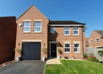 Thumbnail 4 bed detached house for sale in Carter Street, Howden
