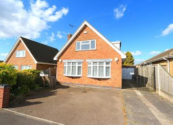 Thumbnail 2 bed detached bungalow to rent in Fern Crescent, Groby, Leicester