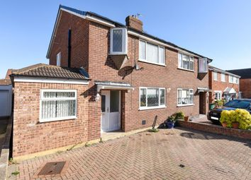 Thumbnail 3 bed semi-detached house for sale in Staines-Upon-Thames, Surrey