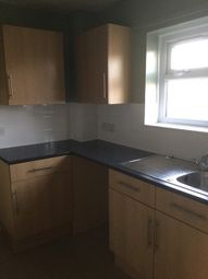 Thumbnail 1 bed terraced house to rent in Church Court, Church Drive, Shirebrook, Nottinghamshire