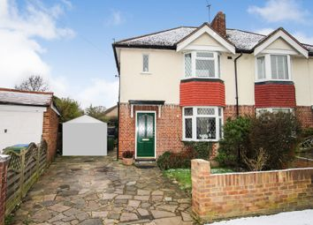 3 bed semi-detached house for sale in The Crescent, West Molesey KT8