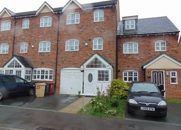 Thumbnail 4 bed town house for sale in Hudson Close, Bolton