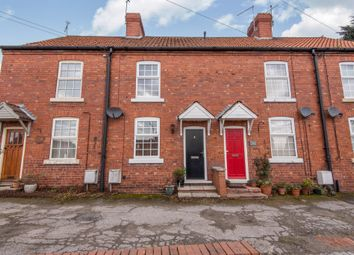Thumbnail 2 bed terraced house for sale in Blyth Road, Ranskill, Retford