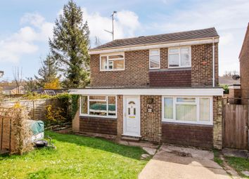 Thumbnail 4 bed detached house for sale in Burleigh Way, Crawley Down, Crawley