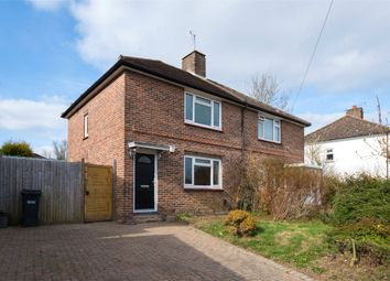 Thumbnail 3 bed semi-detached house to rent in Stuart Road, Reigate, Surrey