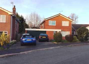 Thumbnail 4 bed property to rent in Chapel Close, Audlem, Cheshire