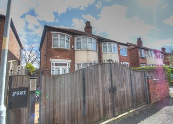 Thumbnail 3 bedroom semi-detached house for sale in Athol Road, Whalley Range, Manchester