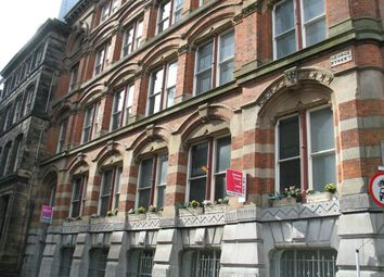 Thumbnail 1 bed flat for sale in George Street, Liverpool