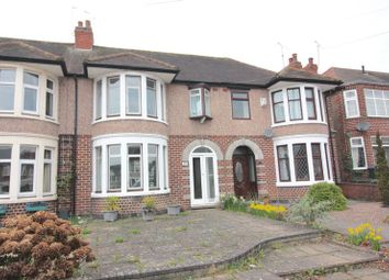 Thumbnail 3 bed terraced house for sale in Keresley Road, Keresley, Coventry
