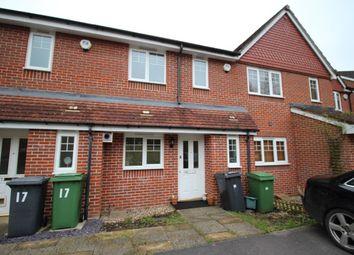 Thumbnail 2 bedroom terraced house to rent in Apple Dene, Bramley, Tadley