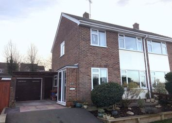 Thumbnail 3 bed semi-detached house for sale in Newland Road, Rodbourne Cheney, Swindon