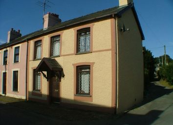 Thumbnail 3 bed end terrace house for sale in 1 Meidrim Road, Llangeitho, Tregaron, Ceredigion