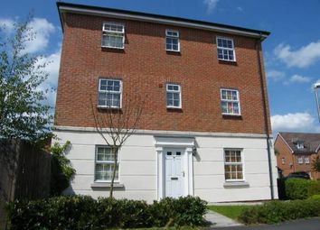 Thumbnail 5 bed detached house for sale in Chadwicke Close, Stapeley, Nantwich, Cheshire