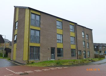 Thumbnail 2 bed flat to rent in King George Close, Stranraer